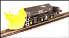 Hattons H4-BH-010 Beilhack snow plough (ex Class 40) ZZA ADB965579 in Network Rail black
